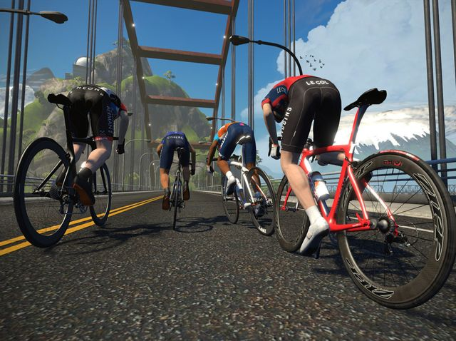 HWCC Zwift Racing League