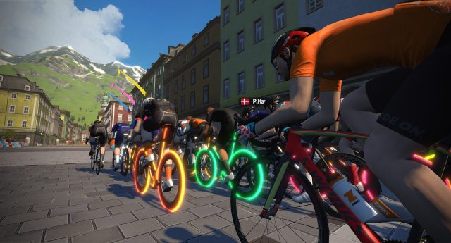 Captains Zwift Race Series