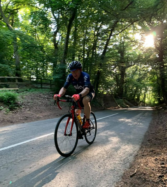 Records fall at Whiteleaf Hilly